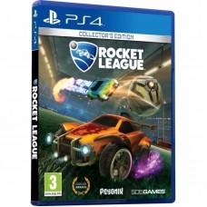 Rocket League Fisico