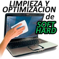 Limpieza y Optimizacion Soft y Hard