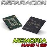 Cambio de memoria NAND interna 4 Gb XBOX360