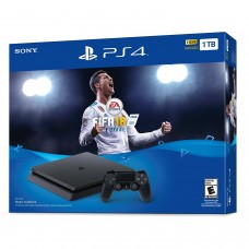 PlayStation 4 ® Slim 1 Tb + 1 FIFA 18 Fisico