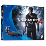 PlayStation 4 Slim Uncharted 4