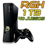 XBOX 360 Slim 1TB RGH