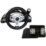 Volante y Pedalera PS2 / PS3 / PC ShiftMaster